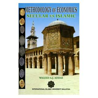 Methodology of Economics: Secular vs Islamic