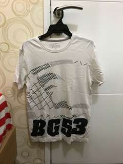 Body Glove Original T-shirt Size S