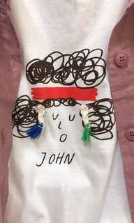 🚚 韓版 John 背心上衣
