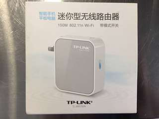 NEW - Portable Wifi Router TP LINK