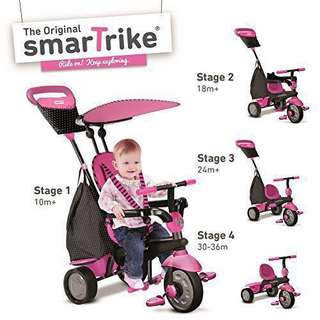 The Original SmarTrike 4in1