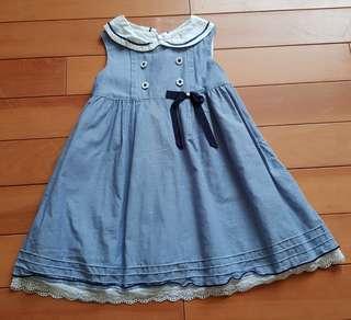 🚚 Anny Princess海洋風女童洋裝