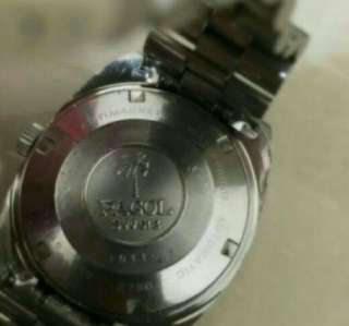 Vintage Pagol Watch TV6 day date