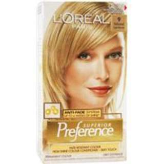 L'OREAL Superior preference # 9 Hollywood light blonde