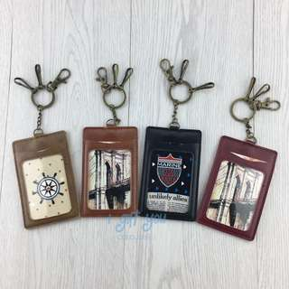 Instock Lanyard Cardholder Ezlink Card Cards Wallet Pouch