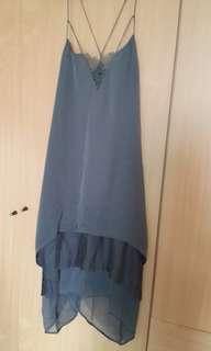 H&M晚裝裙