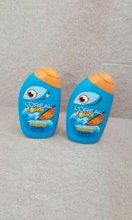 Loreal kids swim and sport shampoo
