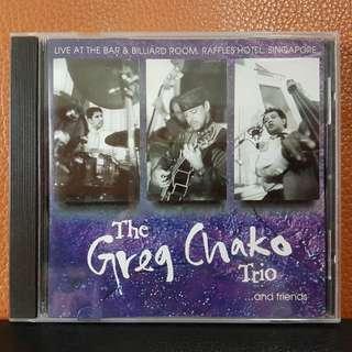 CD》The Greg Chaki Trio..and Friends