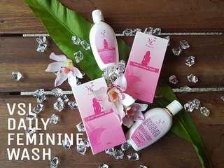 VSL Daily Feminine Wash