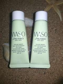 SHISEIDO WASO COLOR SMART DAY MOISTURIZER OIL FREE 18 ML SPF 30