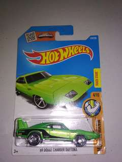 Hot Wheels Dodge Charger Daytona 69