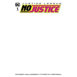 Justice League : No Justice