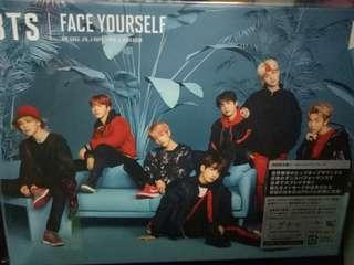 BTS Face Yourself Album + Photobook