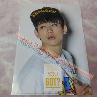 [CRAZY DEAL 90% OFF FROM ORIGINAL PRICE][READY STOCK]GOT7 JR KOREA OFFICIAL A4 SIZE CLEAR FILE 1PC!!OFFICIAL ORIGINAL FROM KOREA (PRICE NOT INCLUDE POSTAGE)PLEASE READ DETAILS FOR MORE INFO