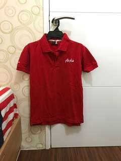 Airasia Original Polo Shirt (Size S)