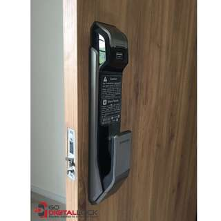 Installation Services for Samsung Mortise Digital Lock (P728/P718/920/910) at $150 (Call 8782 8818)