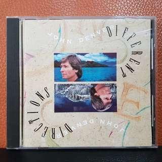 CD》John Denver - Different Directions