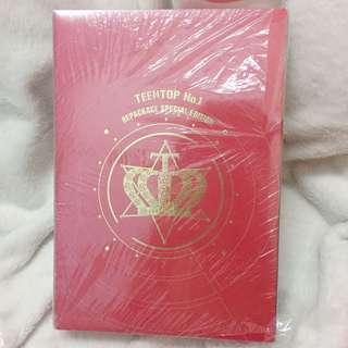 🚚 Teen Top 演唱會DVD 可議價