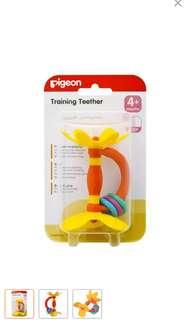Pigeon teether 4m+-