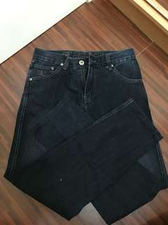 Leggs Jeans Regular Fit Size: 30