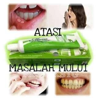 ME toothpaste