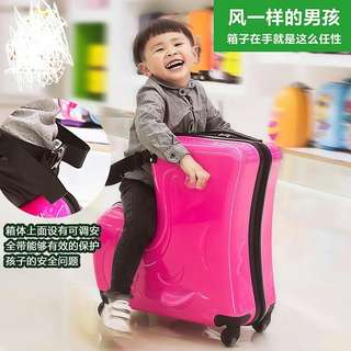 🌸Ready stock- Kids' luggage