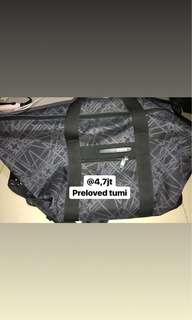 Travelling bag TUMI