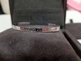 18k Gucci Icon Bracelet
