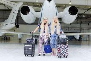 Chanel行李箱
