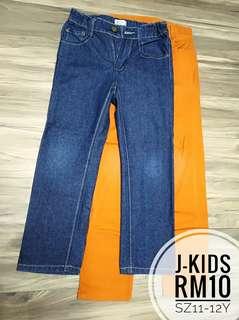 Jeans kids 11-12y