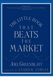 The Little Book that Beats the Market (ebook) #Ramadan50