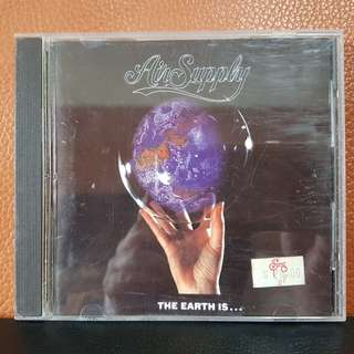 CD》Air Supply - The Earth Is...