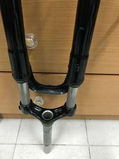 Bicycle suspension fork (generic)