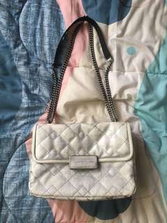 Marc Jacobs Silver Bag (bought it 24,500)