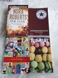 Malay and English Novels