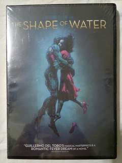 [Movie Empire] The Shape Of Water - Movie DVD