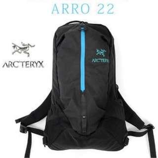 ♋♋♋現貨特價♋♋♋ ⏹⏹⏹⏹⏹⏹⏹⏹⏹⏹⏹⏹⏹⏹ 不死鳥Arc'teryx Arro 22 backpack ⏹⏹⏹⏹⏹⏹⏹⏹⏹⏹⏹⏹⏹⏹ 🗯香港門市行貨單 🗯有保養 🗯未拆塵連吊牌 🗯現貨有齊各顏色 🗯專售全新行貨 🗯100%new&real  Wtsapp 9188 0667