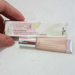 Clinique Lid Smoothie Eyeshadow Base