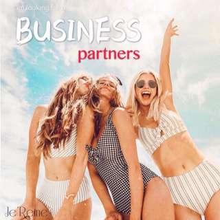 LES ROSES ——SG BUSINESS PATNER