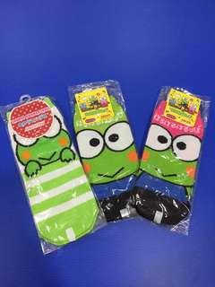 Sanrio Keroppi Socks Set
