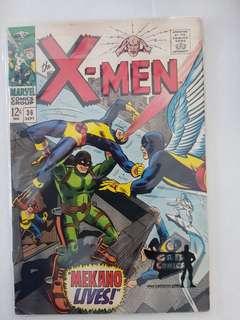 X-men 36 (vol 1) 1967