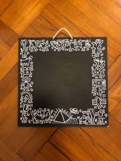 keith haring 黑板 中古 絕版