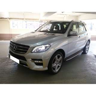 MERCEDES-BENZ ML350 AMG 2012/2013