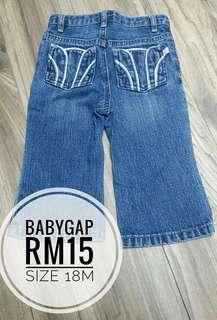 Baby gap girl sz 18mths