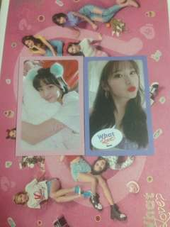 WTS/WTT TO TZUYU PC ONLY