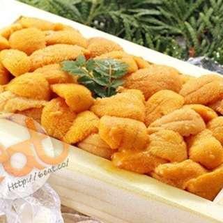 北海道馬糞海膽刺身 | Hokkaido Enshui Murasaki Sea Urchin Sashimi
