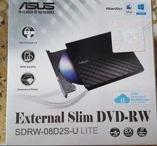 External DVD Writer