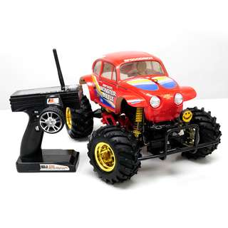 Tamiya Monster Beetle 2015 1/10 2WD 遙控車連 2.4GHz 遙控器