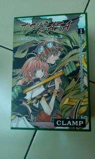 Clamp tsubasa choronicle