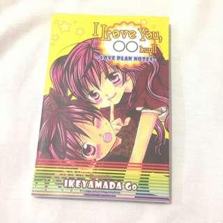 Love Notes by Ikeyamada Go